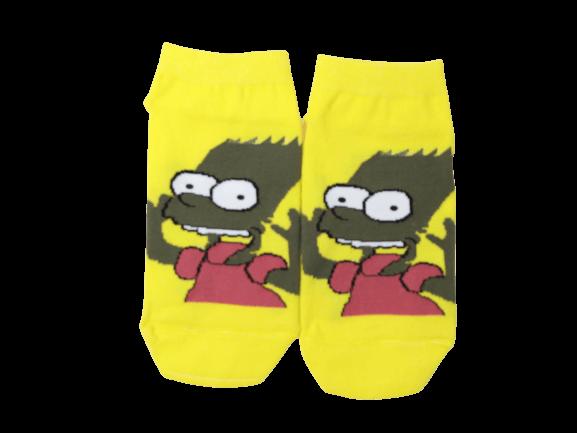 جوراب زنانه مچی فانتزی