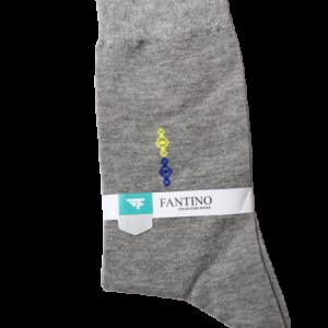 جوراب مردانه پنبه ساقدار نانو فانتینو